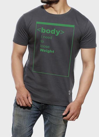 Tipu Sultan T-shirt Body Men's Half Sleeve T-shirt