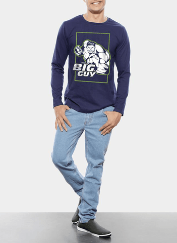 Tipu Sultan T-shirt Hulk Rage Full Sleeves T-shirt