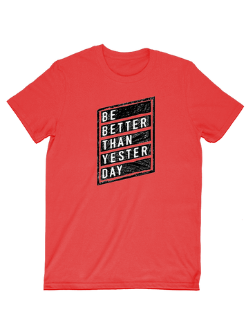 Tommy Nease T-SHIRT Be Better T-Shirt