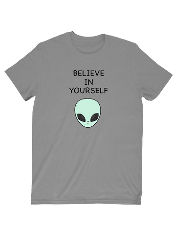 Tommy Nease T-SHIRT Believe in yourself T-Shirt