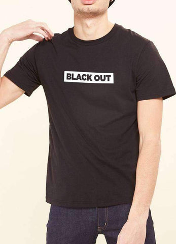 Tommy Nease T-SHIRT Black Out T-Shirt
