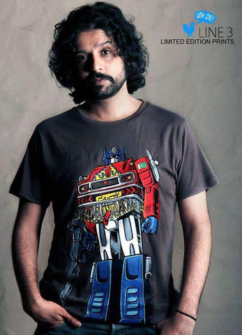 Uth-Oye T-SHIRT Optimus Prime