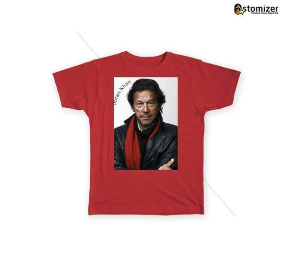 Virgin Teez Imran Khan Printed T-shirt