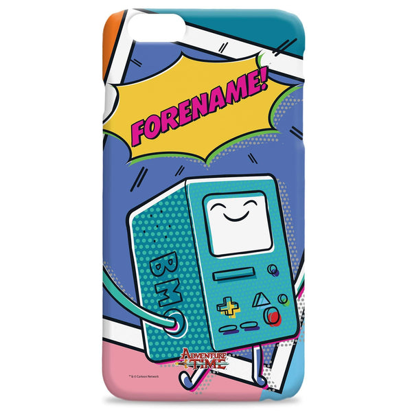 Virgin Teez Mobile Cover Adventure Time BMO Comic Case