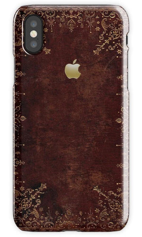 Virgin Teez Mobile Cover Apple Antique Mobile Cover