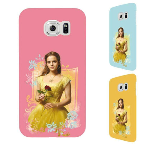 Virgin Teez Mobile Cover Beauty And The Beast Belle Rose