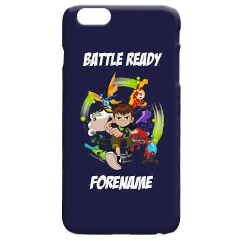 Virgin Teez Mobile Cover Ben 10 Battle Ready iPhone Case