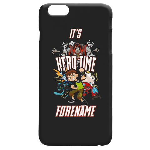 Virgin Teez Mobile Cover Ben 10 Hero Time iPhone Case