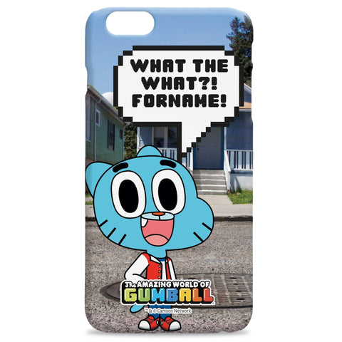 Virgin Teez Mobile Cover Gumball iPhone Case