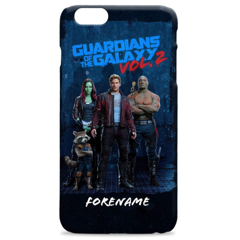 Virgin Teez Mobile Cover Marvel Guardians of the Galaxy Grunge Phone Case