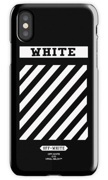 Virgin Teez Mobile Cover Off White Black Mobile Cover
