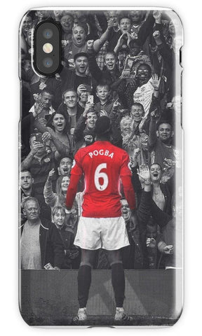 Virgin Teez Mobile Cover Paul Pogda Man United Mobile Cover