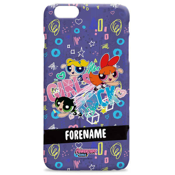 Virgin Teez Mobile Cover Powerpuff Girls Rock iPhone Case