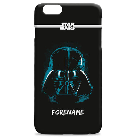 Virgin Teez Mobile Cover Star Wars Darth Vader Paint iPhone Phone Case