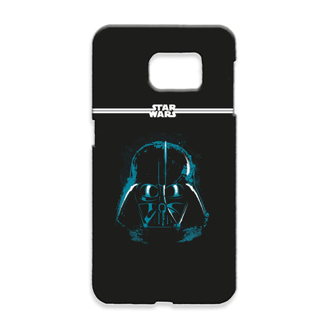 Virgin Teez Mobile Cover Star Wars Darth Vader Paint Samsung Phone Case