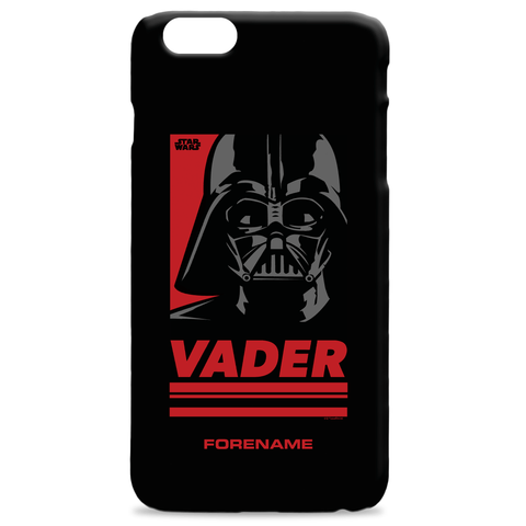 Virgin Teez Mobile Cover Star Wars Vader Pop Art Phone Case