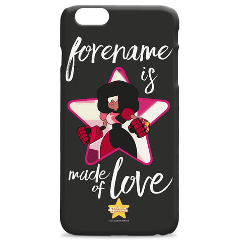 Virgin Teez Mobile Cover Steven Universe Made Of Love iPhone Case