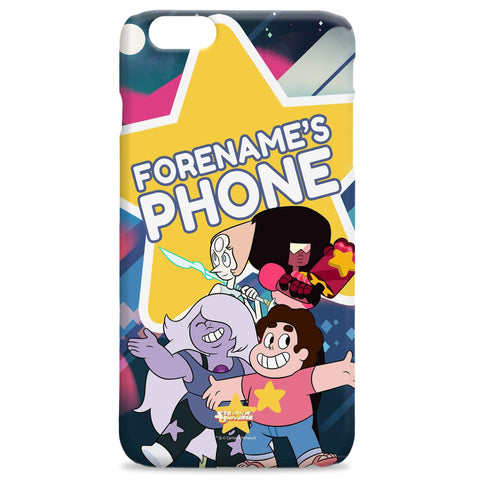 Virgin Teez Mobile Cover Steven Universe Star Group Case