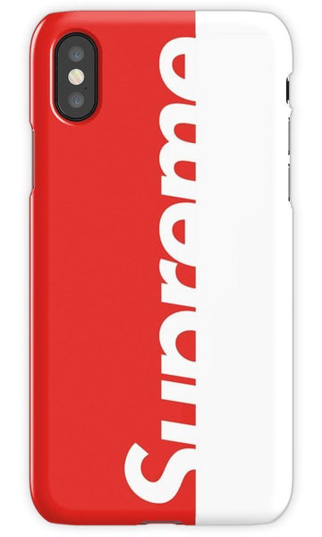 Virgin Teez Mobile Cover Supreme Red Mobile Cover