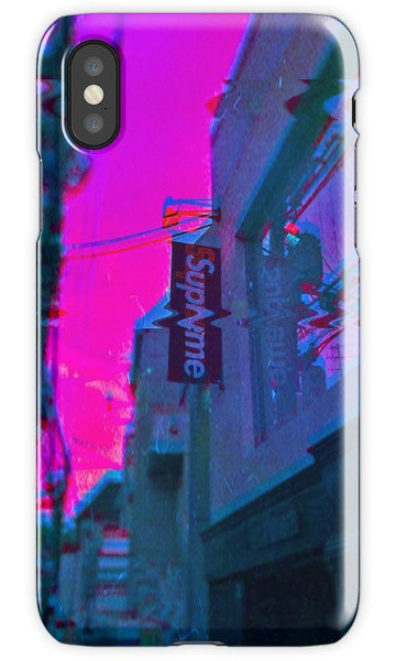 Virgin Teez Mobile Cover Supreme Vaporwave Mobile Cover