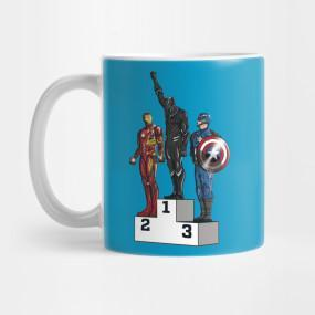 Virgin Teez Mug PANTHER POWER Mug