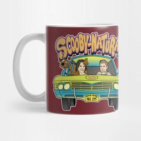 Virgin Teez Mug Supernatural Mystery Machine Scooby Mug