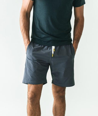Virgin Teez Shorts Cobalt Plain Shorts