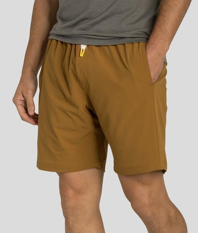 Virgin Teez Shorts Copper Plain Shorts