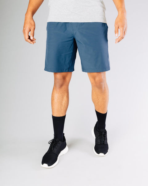 Virgin Teez Shorts Mako Blue Bright Shorts
