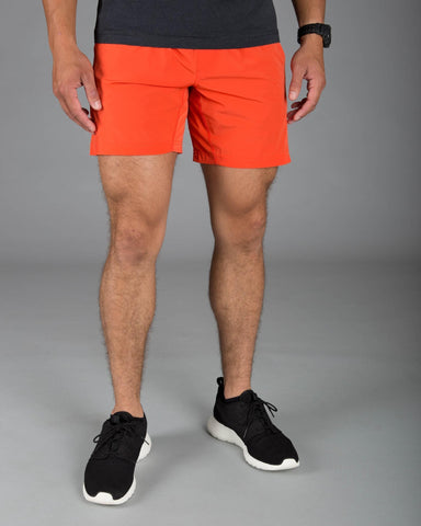 Virgin Teez Shorts Mako Orange Shorts