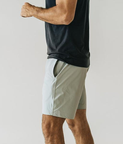 Virgin Teez Shorts Slate Plain Shorts
