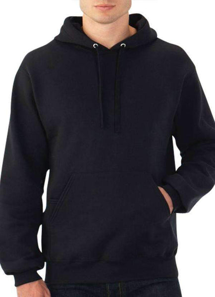 Virgin Teez Sweat Shirt BLACK HOODIE