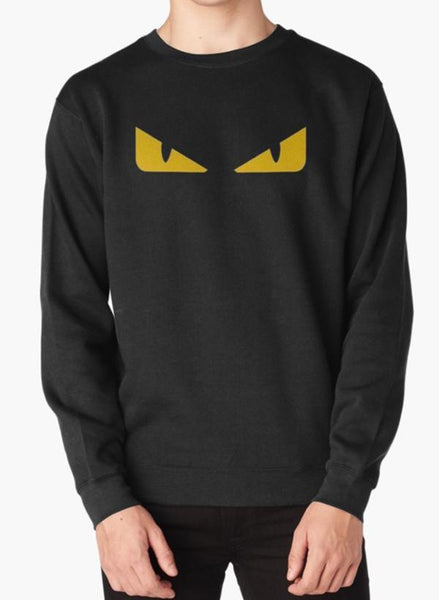 Virgin Teez Sweat Shirt Fendi monster eye Sweat Shirt