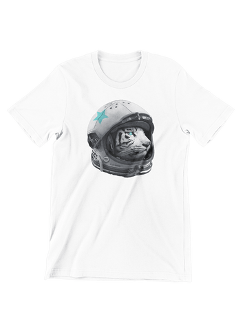 VIRGIN TEEZ T-SHIRT Astro Tiger T-Shirt