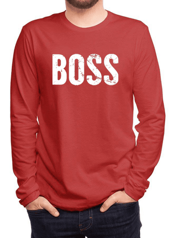 Virgin Teez T-shirt Boss Full Sleeves T-shirt