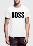 Virgin Teez T-shirt Boss Half Sleeves T-shirt