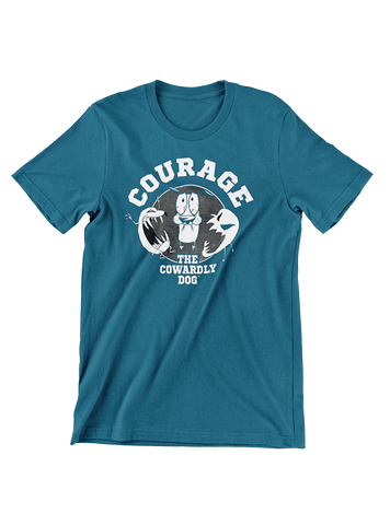 Virgin Teez T-SHIRT Courage and Company T-Shirt