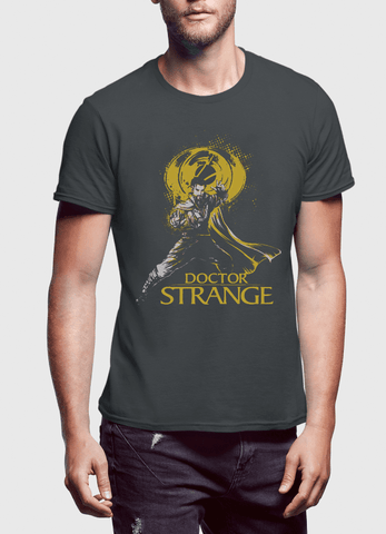 Virgin Teez T-shirt DOCTOR STRANGE Half Sleeves T-shirt