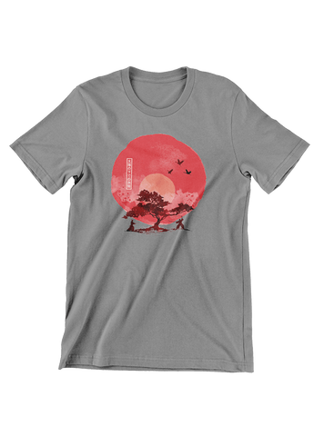 VIRGIN TEEZ T-SHIRT Duel under the sun T-Shirt