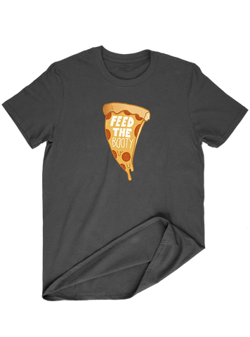 Virgin Teez T-SHIRT Feed The Booty T-SHIRT