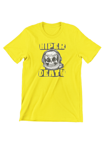 Virgin Teez T-SHIRT Hiper Death T-Shirt