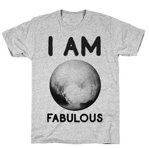 Virgin Teez T-SHIRT I Am Fabulous T-Shirt