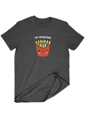 Virgin Teez T-SHIRT I,M Frisexual T-SHIRT