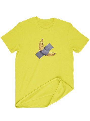 Virgin Teez T-SHIRT Love Banana T-SHIRT