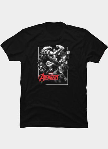 Virgin Teez T-SHIRT Marvel 11