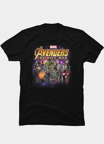 Virgin Teez T-SHIRT Marvel 28