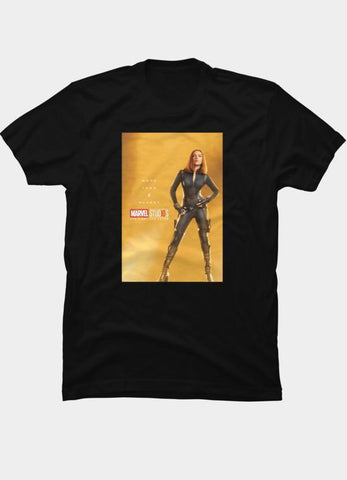 Virgin Teez T-SHIRT Marvel 34