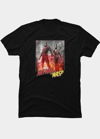 Virgin Teez T-SHIRT Marvel 37