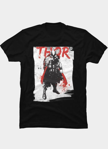Virgin Teez T-SHIRT Marvel 50