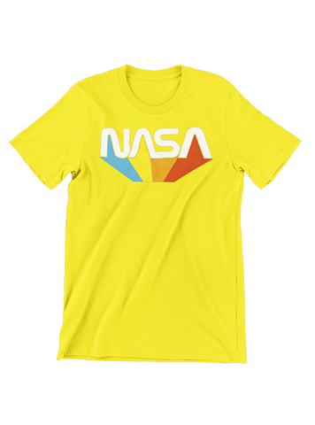 Virgin Teez T-SHIRT NASA Color Ray  T-Shirt